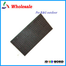P10 Red&Green dual color outdoor led display screen modules
