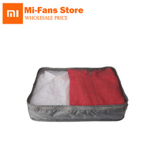 Original Xiaomi 9 Portable Storage Bag Travel Quilt Blanket Folding Waterproof Pouch Compression Clothes Bag Family Tool(China)