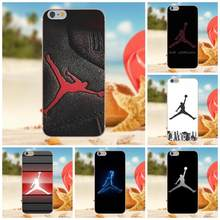 Diwqxr Air Jordan в брендов Colletcions для Apple iPhone 4 4S 5 5C 5S SE 6 6 S 7 8 плюс X для LG G3 G4 G5 G6 K4 K7 K8 K10 V10 V20(China)