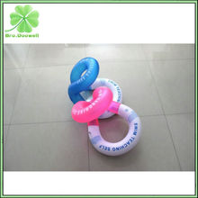 Thicken Environmental PVC Inflatable Swimming Laps Ring Swim Arm Rings Lifebuoy  Pool Float Children Adult water Toys