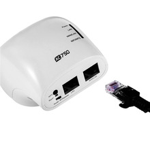 UK Wireless Signal Booster AC750 wifi AP/Router+RJ-45Networking Cable+Quick installation Brand new