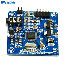 VS1053 MP3 Module Development Board w/ On-Board Recording Function SPI Interface OGG Encoding Recording Control Signal Filter(China)