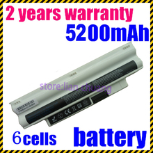 JIGU New 6cell Laptop Battery 3K4T8 8PY7N 2T6K2 854TJ 312-0966 312-0967 For DELL Inspiron Mini 1012 Netbook 10.1