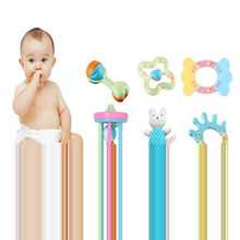 Baby Teether Newborn Baby Boy Toys 0-12 Months Handbells Rattles Decoration Juguete Cuna Children's Soft Toys Plastic 705444