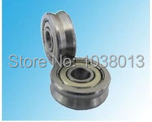 Wire wheel V624 V groove groove guide bearing 624   4 * 13 * 6 v-belt pulley