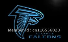 LD065- Atlanta Falcons Football Bar   LED Neon Light Sign     home decor shop crafts