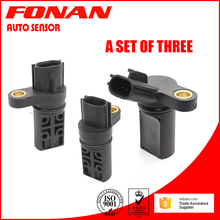 June Discount! A Set of 3 Engine Camshaft Position Sensor for NISSAN INFINITI 23731AL60A 237316J90B 23731AL60C 23731AL61A