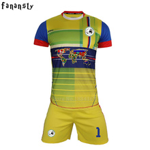 Survetement football 2017 college soccer jerseys men custom football jerseys soccer uniforms youth adult football set suit