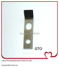 20 pieces China post free shipping gto gripper for heidelberg, gto 52 spare parts
