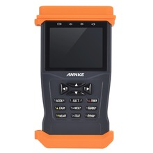 "ANNKE 3.5"" LCD UTP CCTV Security Monitor Test AHD Camera PTZ Control Tester"
