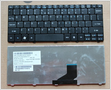 New Genuine for Acer Aspire One ZH9 PAV01 PAV70 NAV70 US Netbook Keyboard