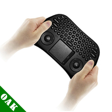 Free DHL - Original Measy GP800 2.4G Wireless Mini Keyboard+Air Mouse for Projector/Smart TV/Android TV Box High Quality - 50pcs