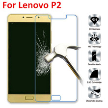 Buy 2.5D 0.26mm 9H Premium Tempered Glass Lenovo Vibe P2 Screen Protector Toughened protective Film Lenovo P2 Glass for $1.68 in AliExpress store