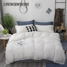 LOVINSUNSHINE Bed Linen Set Duvet Cover Set Queen Comforter Set King Size AB#129(China)