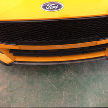 Car bumper Strip side skirts Kit Front Bumper Lip for Ford Mustang