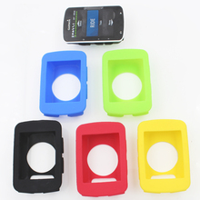 For Garmin Edge 520 820 1000 Cycling computer Silicone Rubber Protect Case + LCD Screen Film Protector free shipping