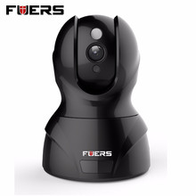 Fuers HD Cloud Camera 1.0 Megapixel 720P IP Camera H.264 Wireless Support 64GB 1920*1080P Full HD WIFI IP CAM For Phone PAD PC