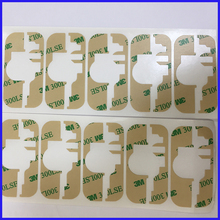 Wholesale 100sets/lot High Quality New 3M Double Side Adhesive Strips Sticker For iPhone 3G 3GS Pre-Cut Glue Sticker Free shippi