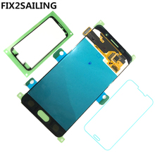 Super AMOLED LCD Display 100% Tested Working Touch Screen Assembly For Samsung Galaxy A3 2016 A310 A310F A310H A310M A310Y(China)