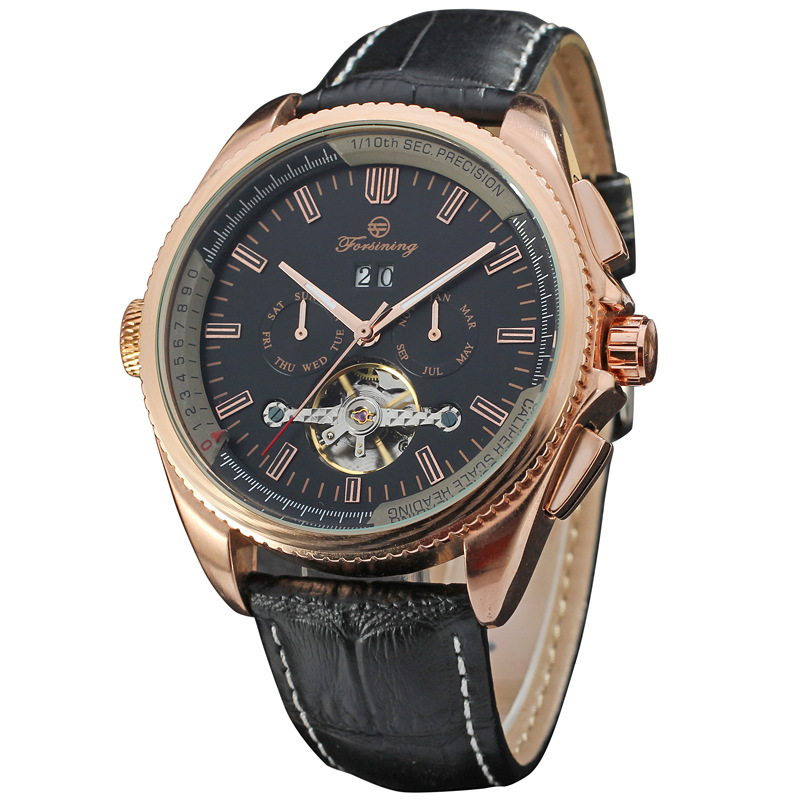 Fashion New Mens Skeleton Mechanical Watches Men Luxury Brand Sports Automatic Mechanical Watch Relogio Masculino Cool Army Case<br><br>Aliexpress