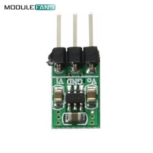 mini 2 in 1 DC-DC 1.8V-5V to 3.3V Power Module Step Down Step Up Converter Wifi Bluetooth ESP8266 HC-05 CC1101