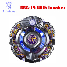 1PCS BEYBLADE METAL FUSION beyblade Zero-G  BBG12 Synchrom Booster Archer Gryph C145S   Metal Fusion 4D Beyblade  With  Launcher