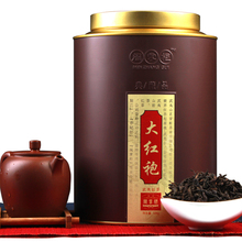 Authentic 2016 Wuyi Dahongpao Tea Premium 500 G / Tin Loose Wuyishan Native Oolong Tea Da Hong Pao Big Red Robe Blood Presure