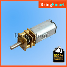 Wholesale JA12N30 Reduction Motor Low Noise Gearbox Electric Motor Robot 12v High Torque Low Speed Motor 6v Gear Motor