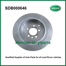 SDB000646 high quality Brake Disc and Capliper for Discovery 3/4Range Rover Sport 05-09/10-13 auto brake disc spare parts supply