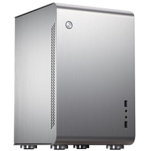 Aluminum alloy Computer case Jonsbo U2 ITX Chassis  Support standard large power supply USB3.0