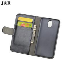 Vintage PU Leather Case Skin for HTC Desire 526 526G 526G+ 326 326G Cover Book Style Phone Bag with Card Holder JR Brand