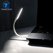 LED USB Light Wholesale and millet white light portable lamp notebook keyboard lamp mobile power supply