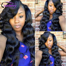 Brazillian Virgin Hair Body Wave 4 Bundles Brazilian Body Wave Wet and Wavy Human Hair Bundles Cheap Loose Body Wave Wavy Hair