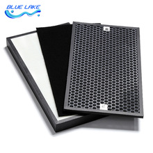 Replace supplies,F-PDF35C filter sets, HEPA Activated carbon filter,For Panasonic F-ZXFP35C VDG/VXG35C,air purifier accessories