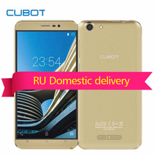 Original CUBOT NOTE S 5.5 Inch MT6580 Quad Core Android 6.0 Mobile Phone Dual SIM WCDMA Smartphone 2GB RAM 16GB ROM Cell Phones