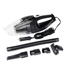 4000Pa Car Vacuum Cleaner 120W 12V Portable Car Vacuum Cleaner Wet And Dry Dual Use for Car Accessoreis