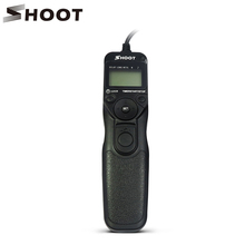 Buy SHOOT MC-DC2 Timer Remote Shutter Nikon D3100 D7000 D90 D600 D610 D3200 D3300 D5000 D5100 D5200 D5300 Digital SLR Cameras for $14.24 in AliExpress store
