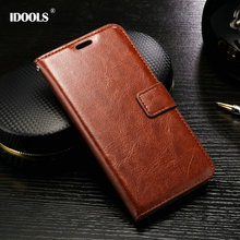 IDOOLS Brand Luxury Leather Case For LG G5 H830 Cover Wallet Cases for LG G5 G4 G3 G6 K10 K7 K4 V10 V20 X Power Stylo Stylus 3