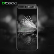 OICGOO Transparent Slim Full Cover Case For iPhone 8 8 Plus 8 Transparent PC & TPU Silicone Case For iPhone 7 7 Plus 7 Shell(China)