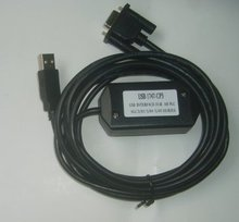 Promotion! High quality USB-1747-CP3 Programming Cable for Allen Bradley A-B SLC500 Series PLC(China)