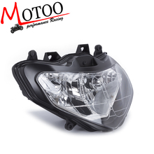 Motoo - Hot Sales Motorcycle Headlight HID LED Frontlight For SUZUKI GSXR600 GSXR750 2000-2003 Front Head Lamp Lighting Parts