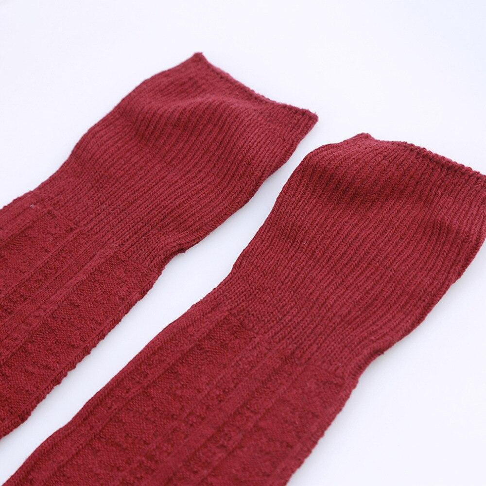 Knee Socks, Women's Cotton Thigh High Over The Knee Stockings, Ladies, Girls, Warm Long Stocking Sexy 27