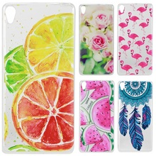 Soft TPU Case Coque Sony Xperia E5 F3311 F3313 case Fundas Protective Phone - Kai Lin Technology Co., Ltd. store
