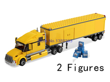 Lepin 02036 298pcs City Great Vehicles City Airport TRUCK Building Blocks Figures Model Bricks Toys Compatible With Lego 3221