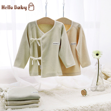 Buy 2017 Spring Autumn Baby Robe Tops Baby Clothing Underwear Cotton Long Sleeve Belt Sleeping Clothes Baby Girls Boys Tops. for $11.05 in AliExpress store