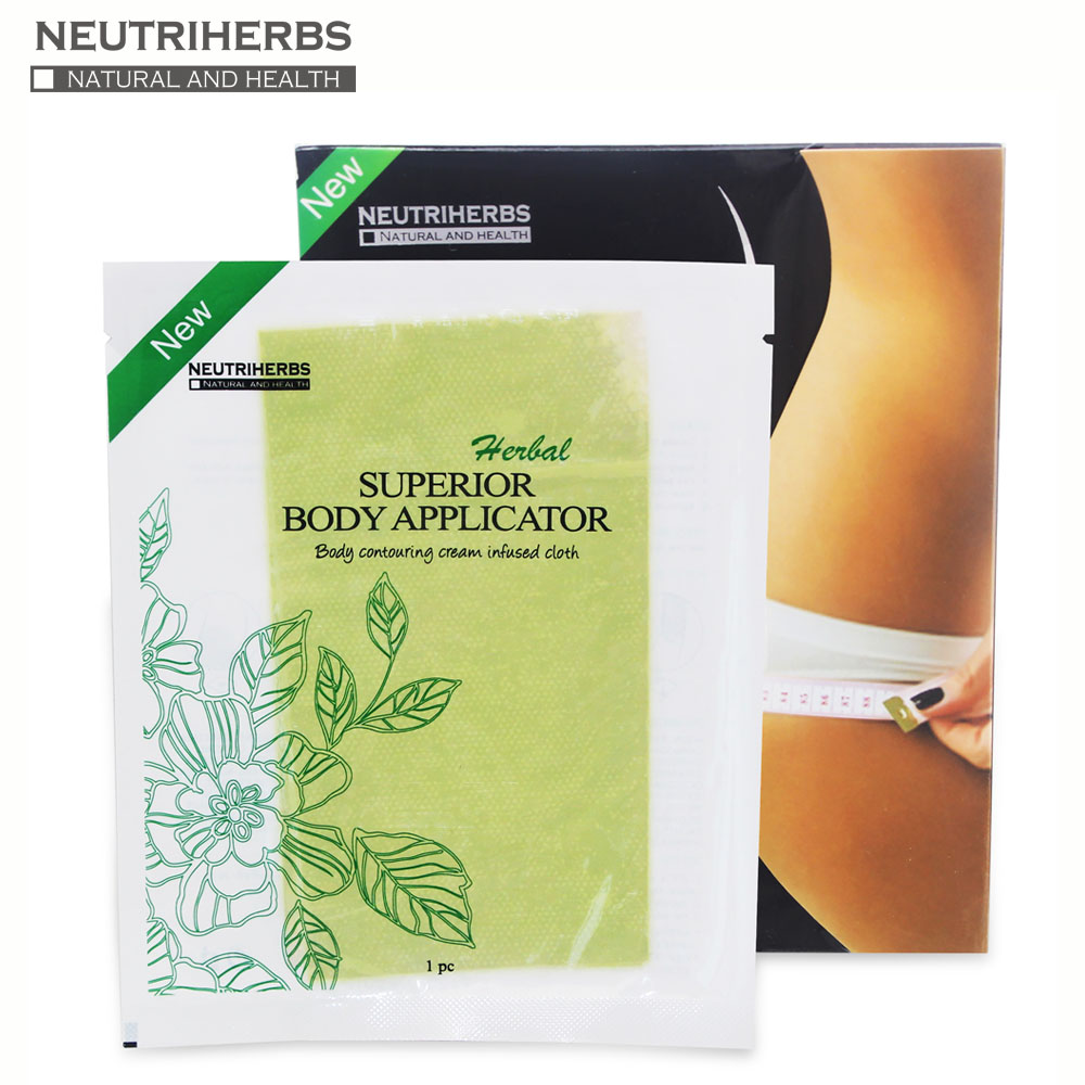 Online Neutriherbs Detox Body Wraps Applicators It Works Weight Loss Cellulite Tone Tighten Firming Slimming Pads 10packs 50pcs Aliexpress