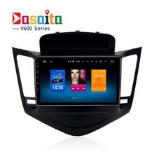 Car 1 din android GPS for Chevrolet Cruze 9 inch autoradio navigation head unit multimedia 2Gb+32Gb 64bit PX PX5 8-Core RDS(China)