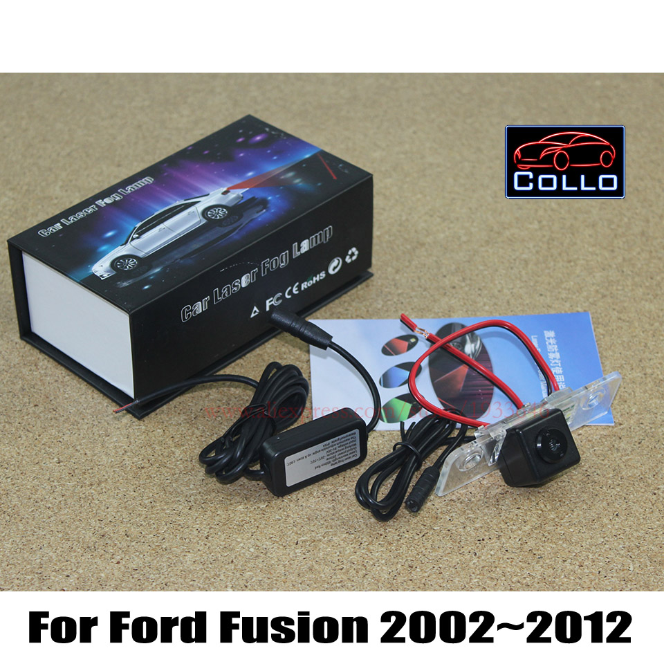 Safety Laser Fog Light Lights / For Ford Fusion 2002~2012 / Car Accessories Anti-Rear Fog Lamp / Fog Snow Rain Haze Bad Weather<br><br>Aliexpress