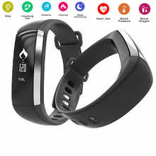 Buy M2 Smart Band Wristband Blood Pressure Heart Rate Oxygen Oximeter Alarm Clock Fitness Tracker Sport Bracelet PK xiaomi mi Band 2 for $19.73 in AliExpress store