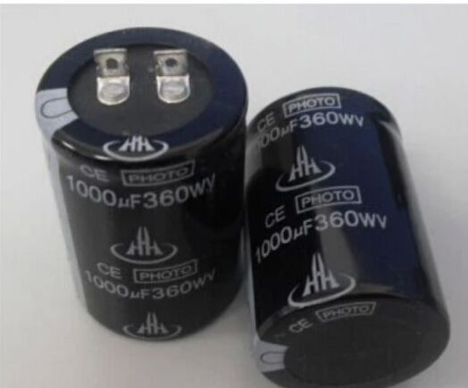 fast free shipping 1000uf360v best quality photo flash capacitor 360V1000uF <br><br>Aliexpress
